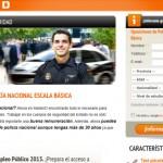 Hacer oposiciones para policía nacional