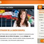 Oposiciones para funcionario de la Unión Europea