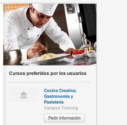 formación en gastronomía online