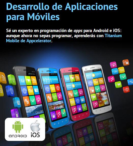 curso de aplicaciones móviles