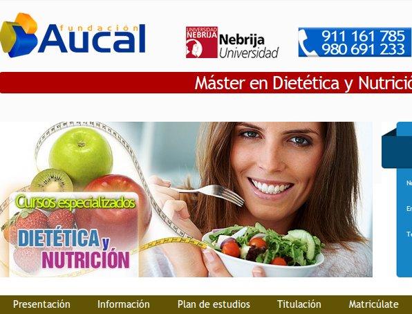 curso de nutricion