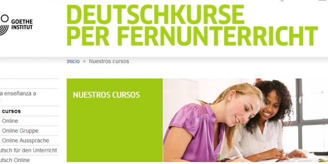 Goethe Institut Online