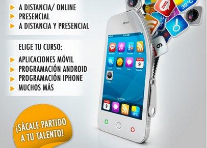curso desarrollo aplicaciones móviles
