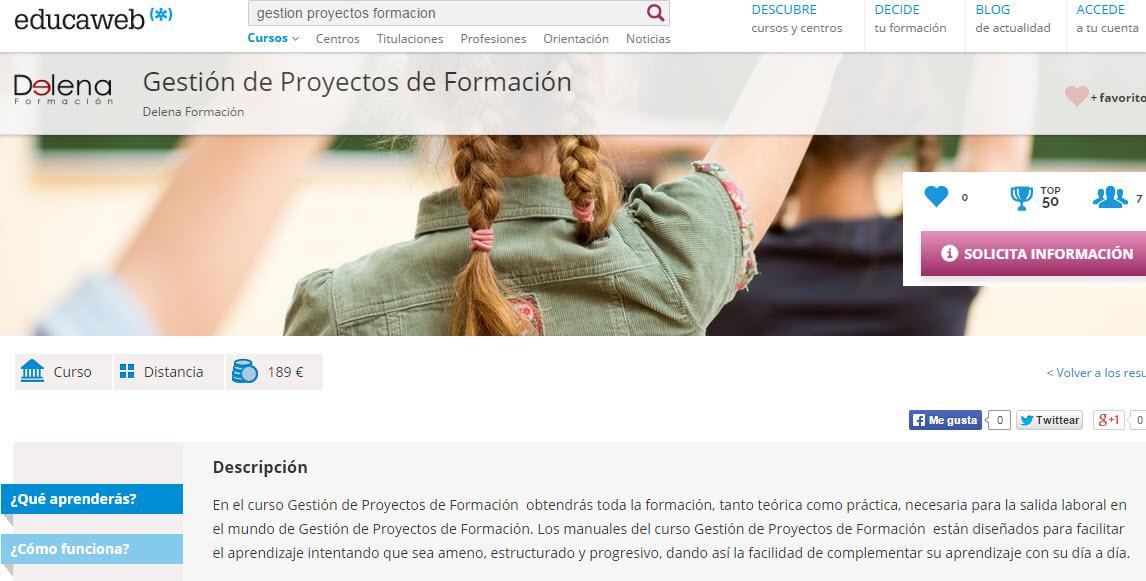 educaweb formacion