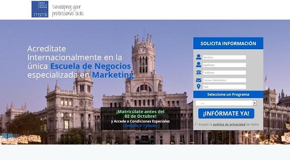 Madrid School of marketing