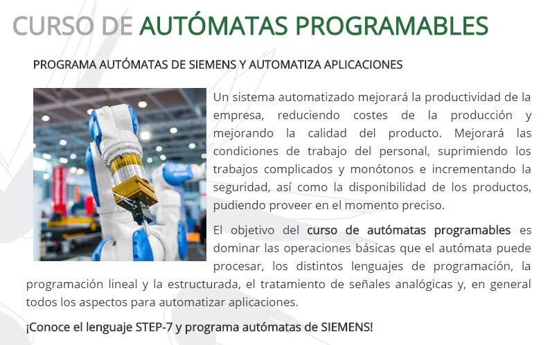 curso de automatas programables