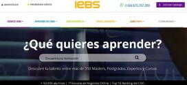 Ieb School: opiniones del campus virtual, masters y postgrados
