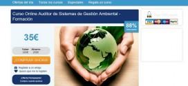 Curso gestor ambiental online: opiniones, precios y programa