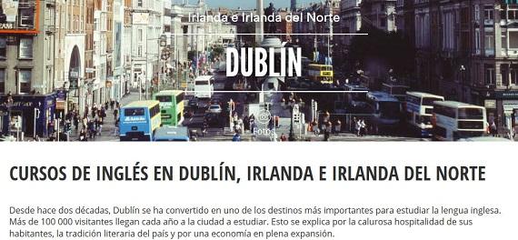 cursos de ingles para niños Irlanda