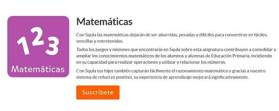 squla matemáticas