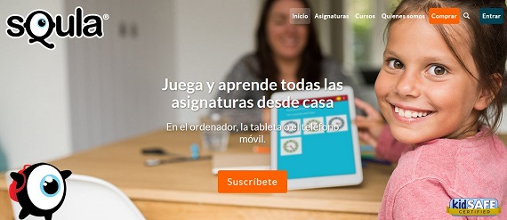 Squla: opiniones y comentarios de la app gratis de matemáticas e inglés