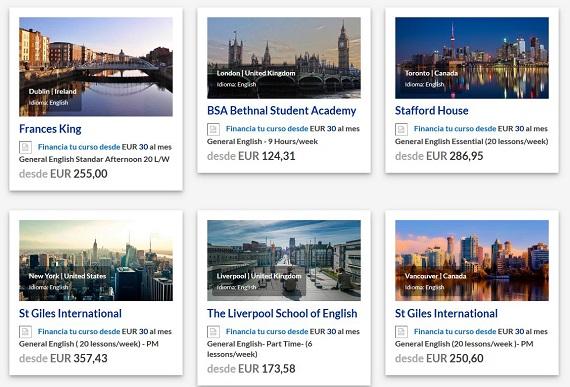 mejores cursos de idiomas en el extranjero